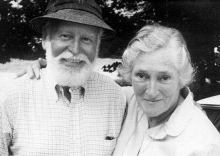 Elizabeth en Arnold Zimmermann