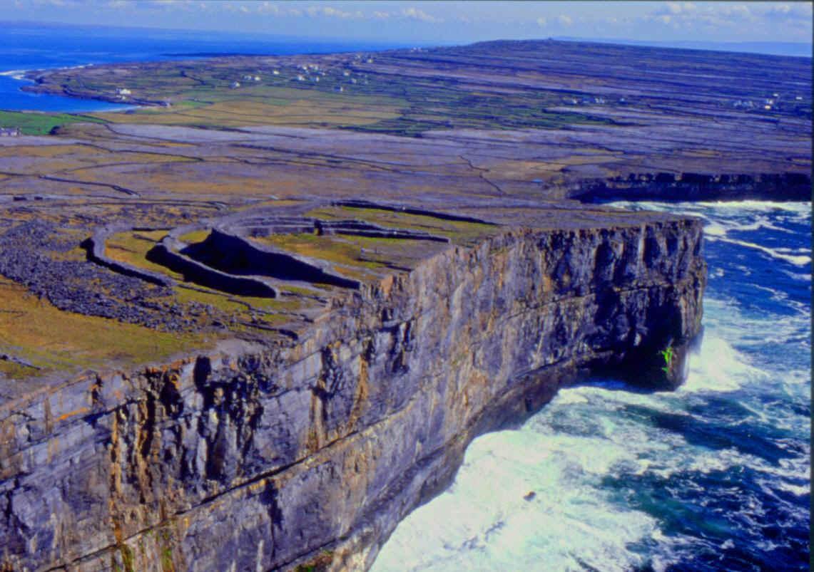 Aran-eiland Inishmoor