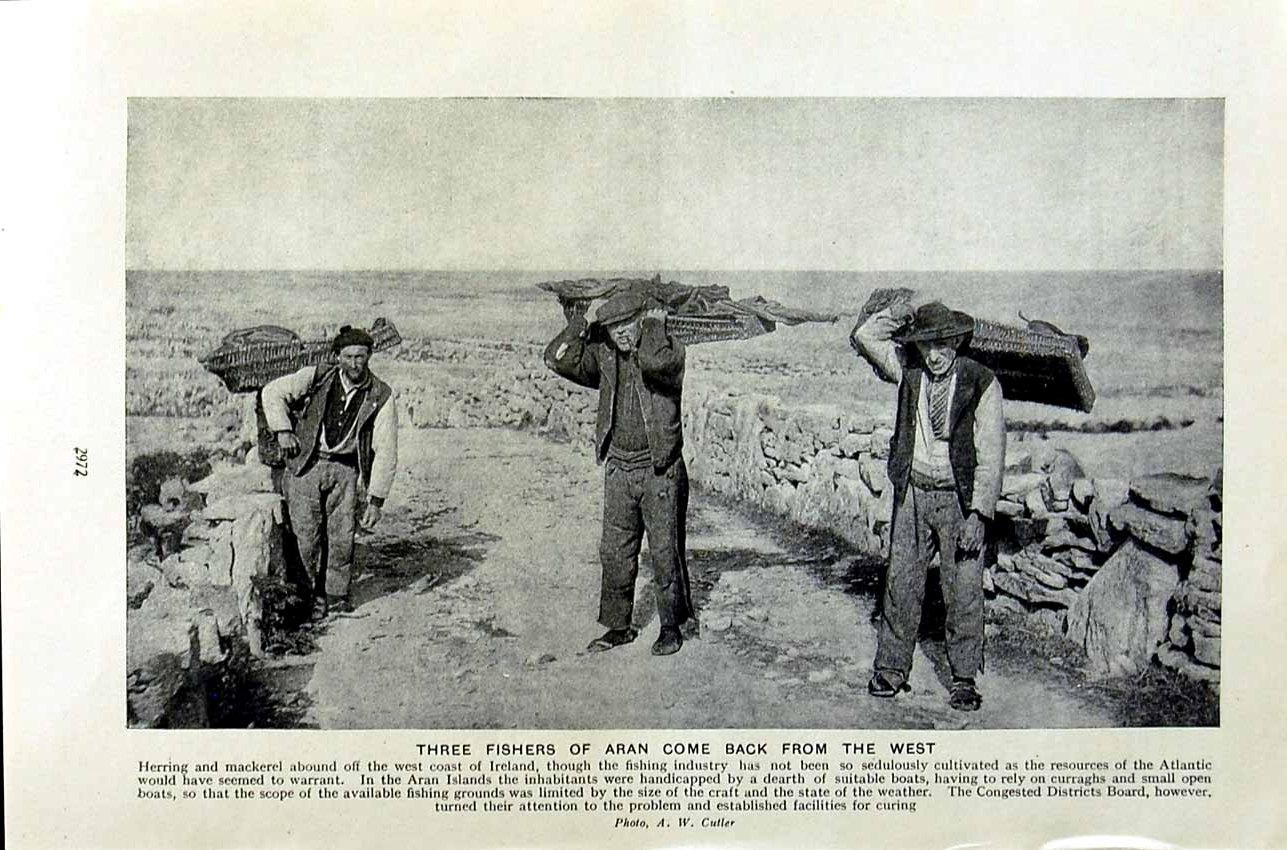 Aran fishermen
