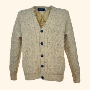 Aran-vest - Aran-breien - Handwerkwereld