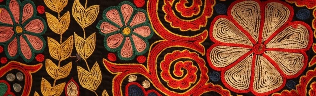 Kazakhstaans borduurwerk