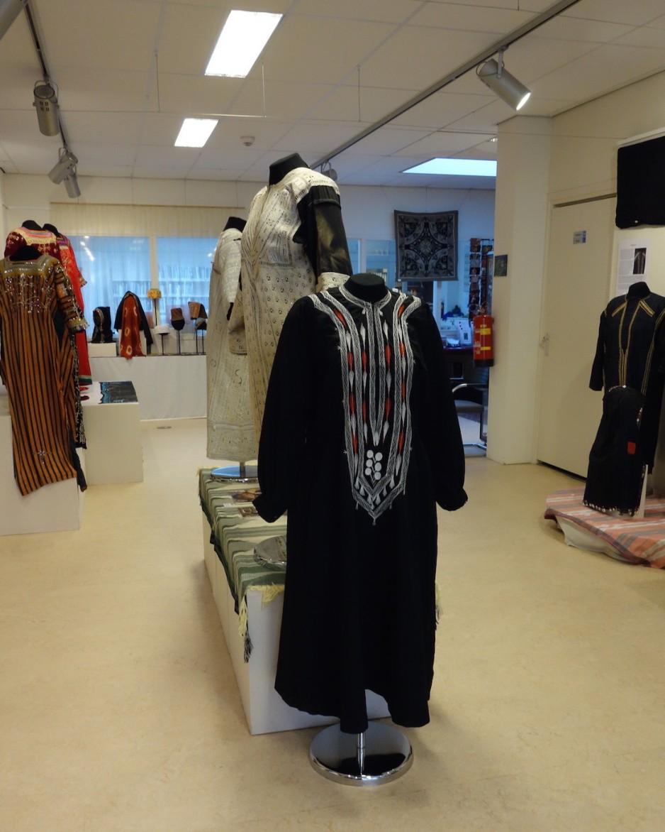 Jemen tentoonstelling in het TRC.