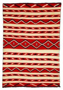 Klein formaat Navajo serape