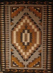 Hedendaags Navajo-kleed