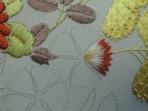 Quiltdagen - Japans borduren door Jessica de Boer