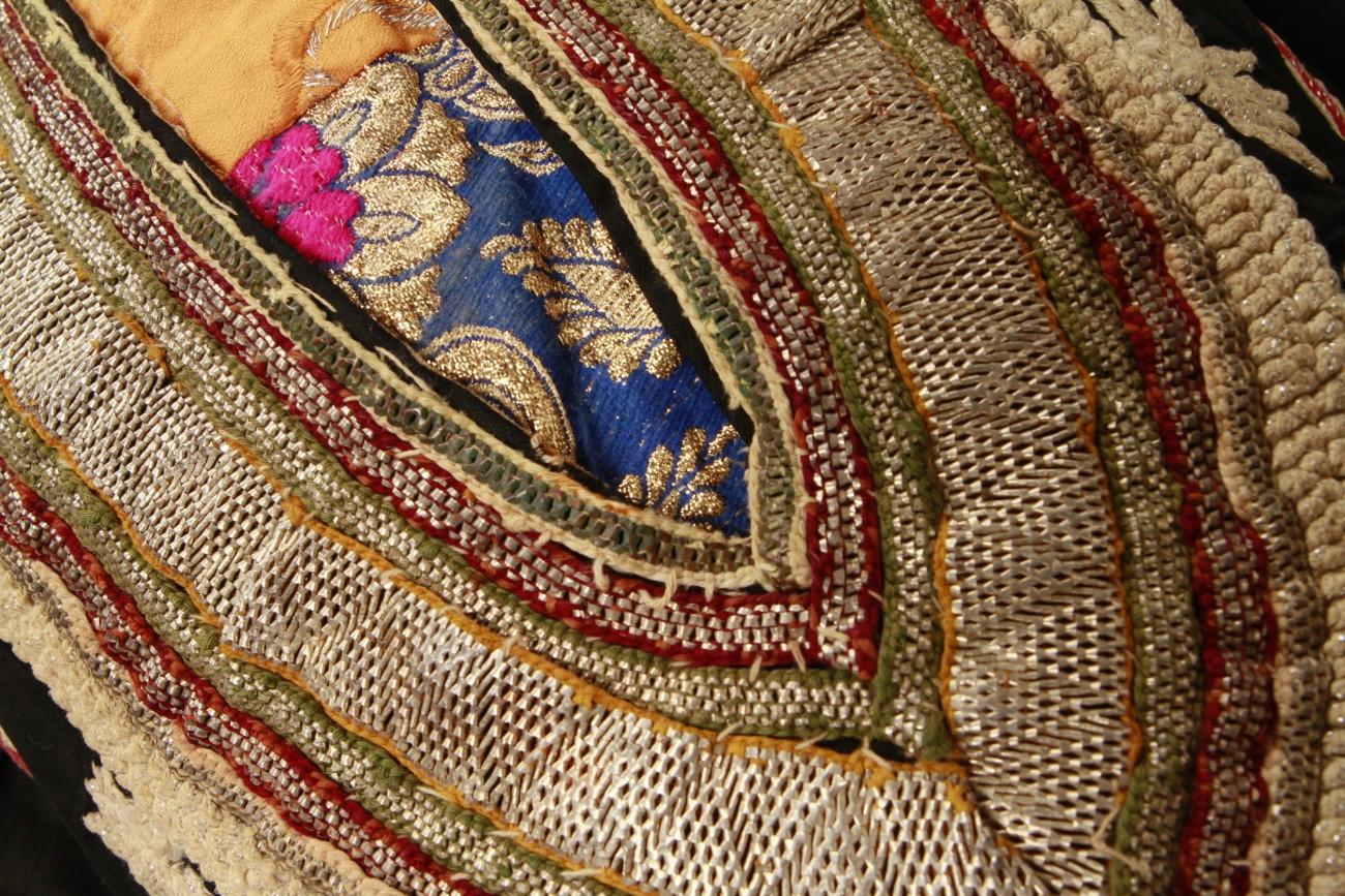 TRC - Halsopening van een Jeminitische jurk