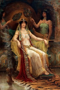 TRC - Queen of Sheba - Edward Slocombe 1907