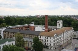 Central Museum of Textiles, Lodz, Polen.