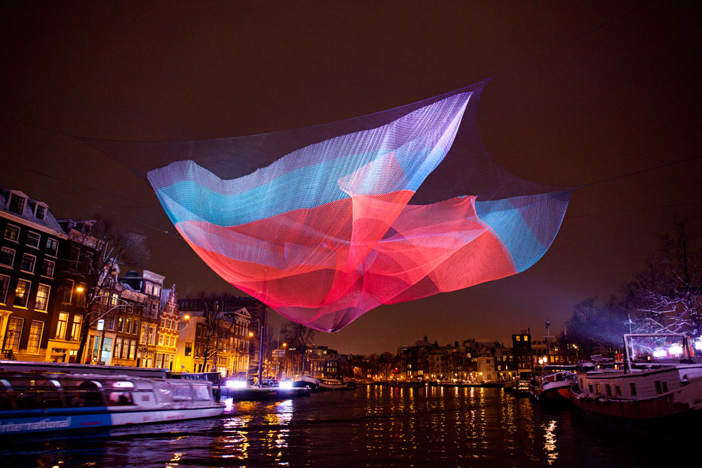 Amsterdam Light Festival 2012 - 2013