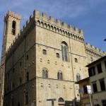 Het Bargello Paleis in Florence.