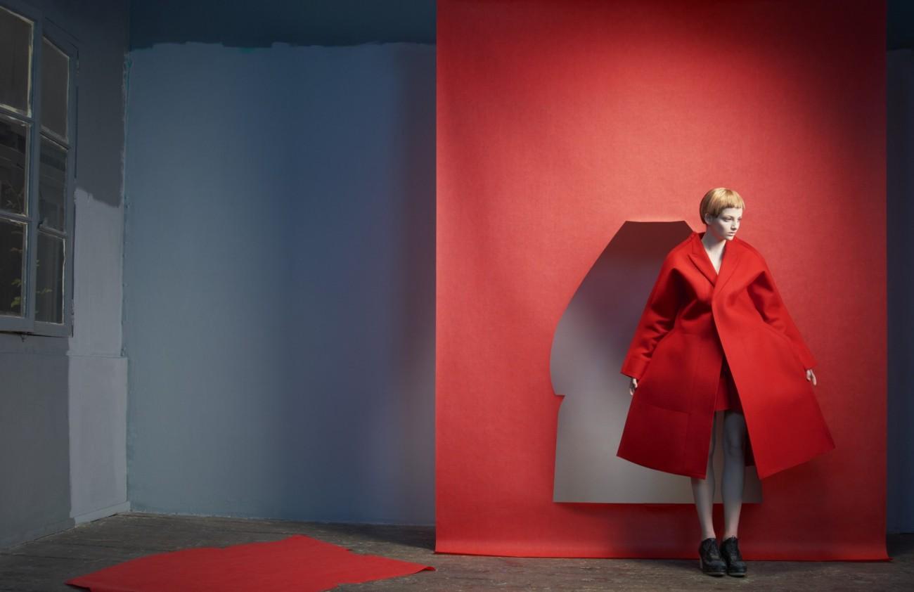 Comme des Garçons, herfst-winter 2012-13, foto Sophie Delaporte.