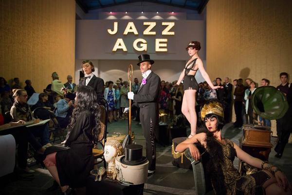 Jazz Age The Roaring 20s, openingsfeest in stijl in het Modemuseum Hasselt.