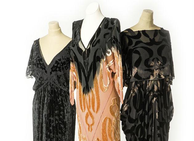 Mode van Marian Clayden.