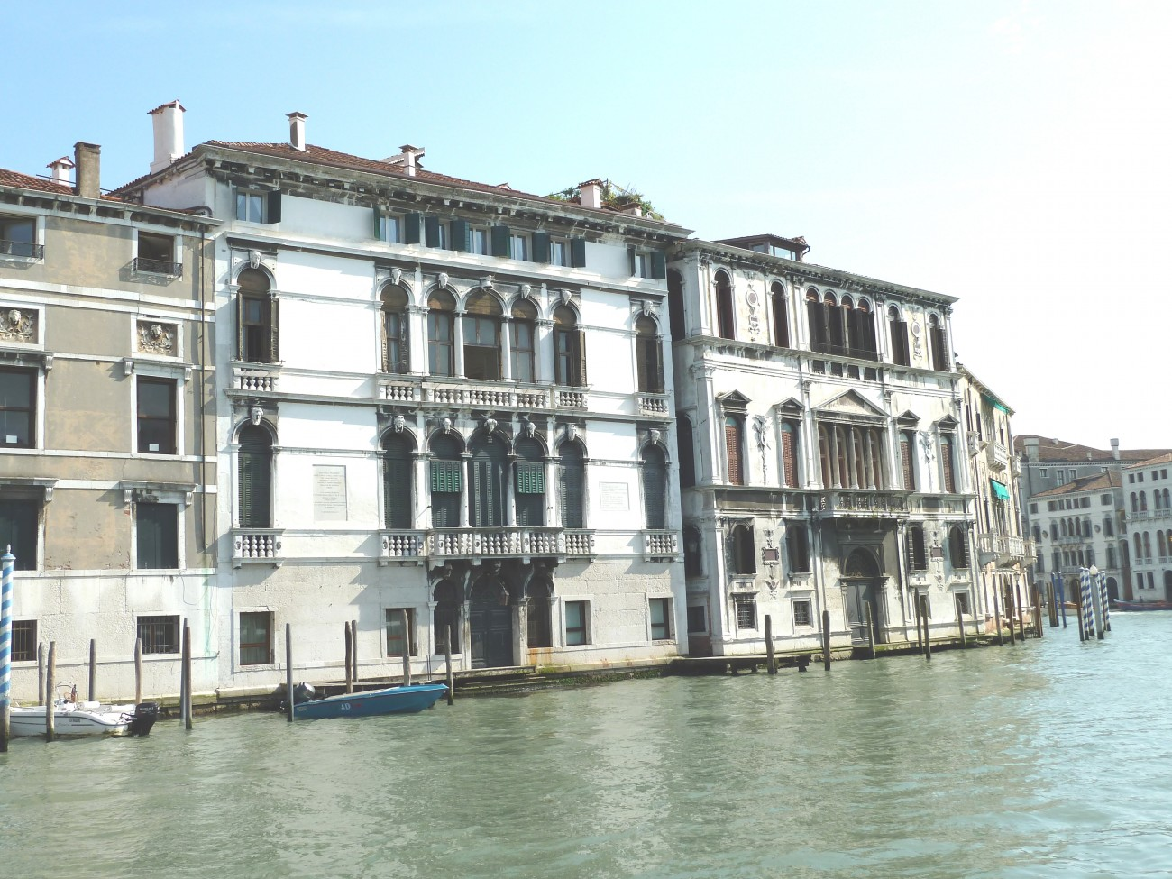Museum Palazzo Mocenigo in Venetië.