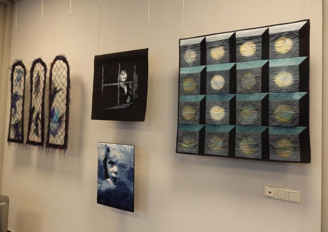 Het thema van deze tentoonstelling is 'venster'.