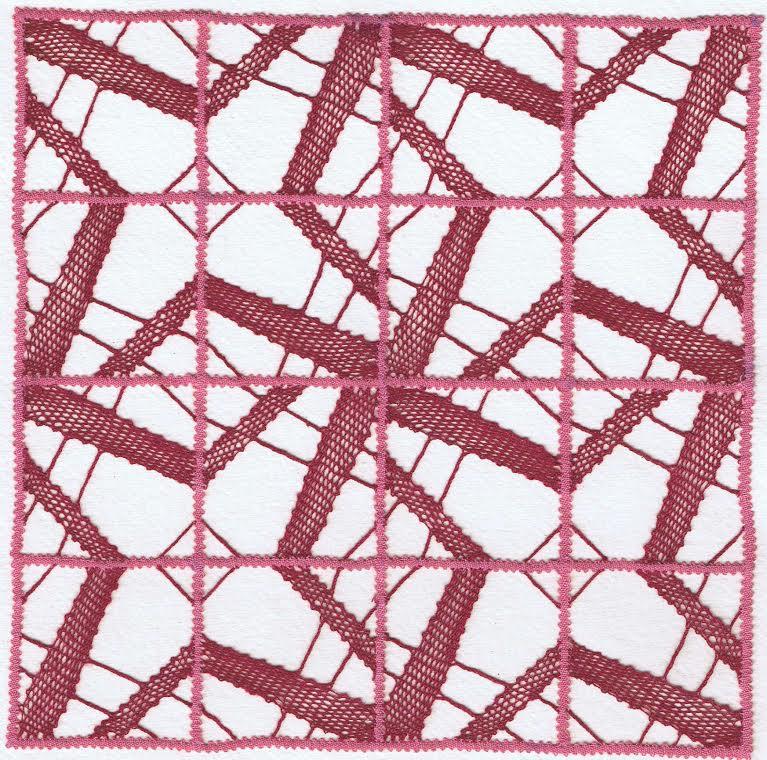 Tegelplateau à la Escher - Mirjam Schavemaker.