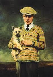 De Prince of Wales in Fair Isle-trui maakte deze techniek op slag beroemd.