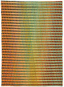 Inge Hueber, (Duitsland), Colourscape, 200 x 146 cm - foto Roland Hueber.