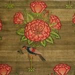 Perzische zijde, 17de eeuw.