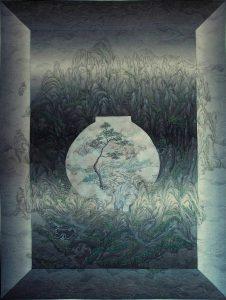 Kim Hye Sook, Enshrine the Landscape.