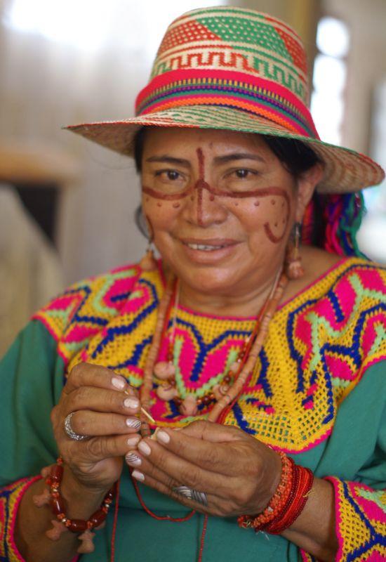 Wayuu uit Venezuela.