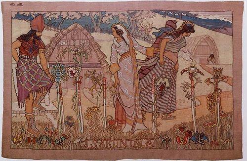 Danaids jar, 1914.