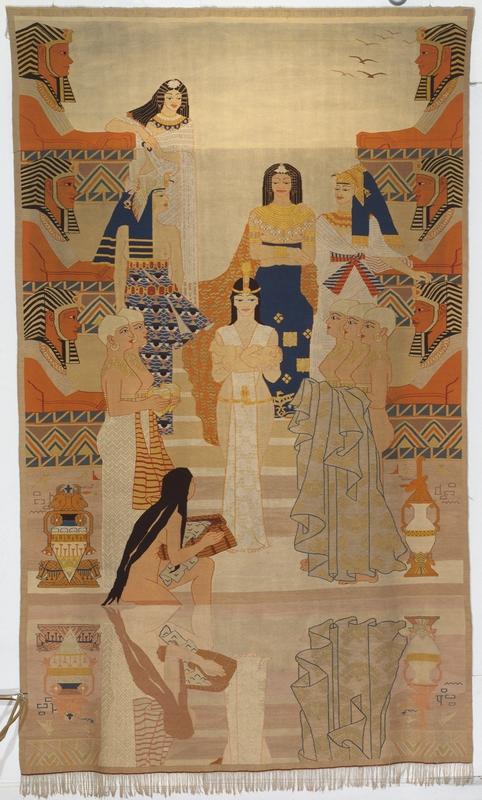 Faraos datter (Farao's dochter) 1897.