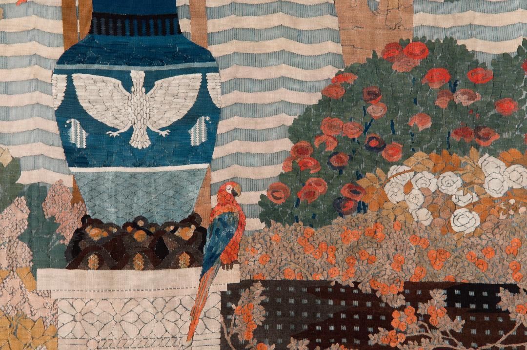 Juni (detail), 1918.