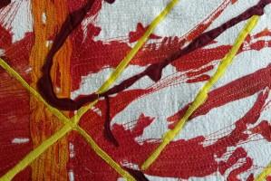 Werk van Cherilyn Martin - DIY Textile School.