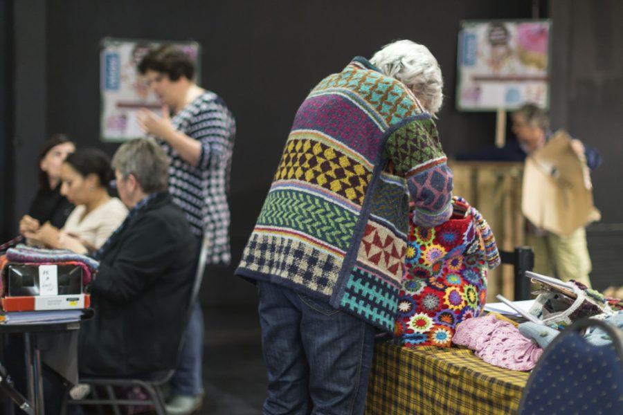 Zo'n vest moet een plezier zijn om te breien.