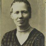 Johanna Schütz-Wolff.