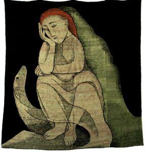 Johanna Schütz-Wolff - Einsamkeit (1949).