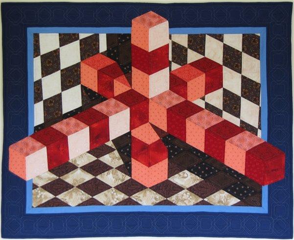Schaakbord (2003).