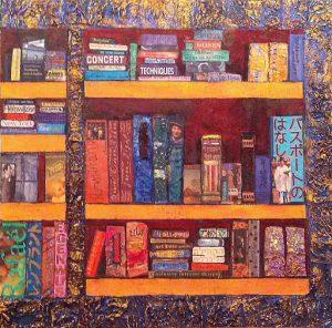 Saskia Weishut - De Boekenkast.