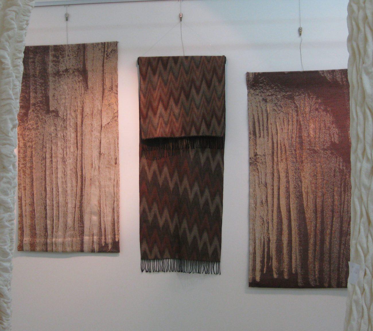 Werk van Agnes Hauptli.