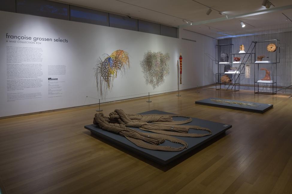 Overzichtsfoto van de tentoonstelling - foto Butcher Walsh.