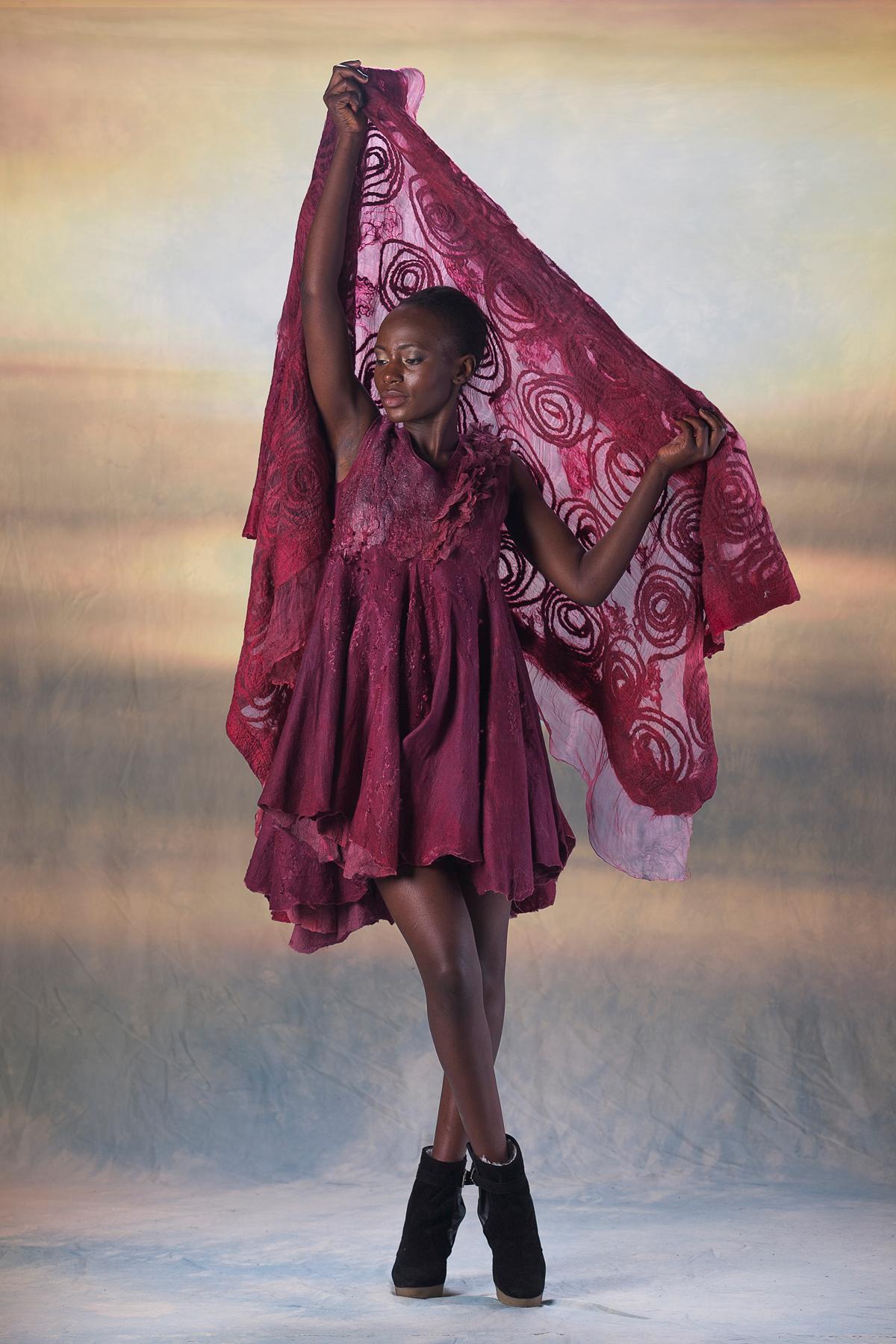 Mode van Sharit (Charity van der Meer).