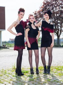 Mode van Simone Vervoort.