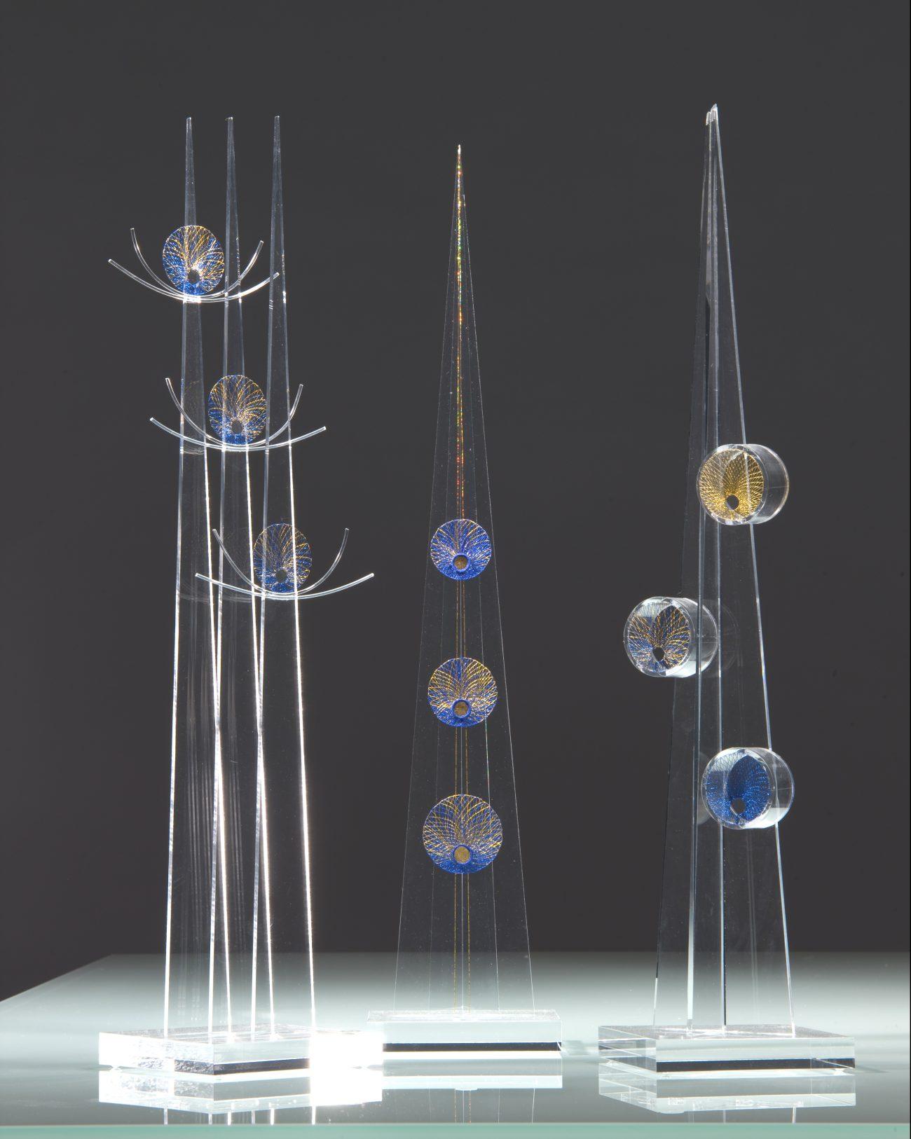 Hemels, drie werken - José Besters-Uilenbroek.