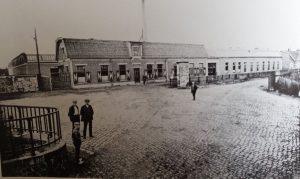 De Hengelosche Trijpweverij in de jaren '20.