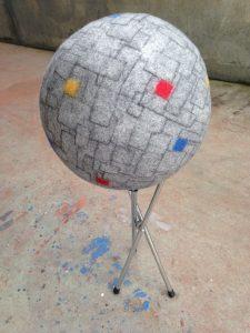 Henny van der Linden - Planeet Mondriaan.