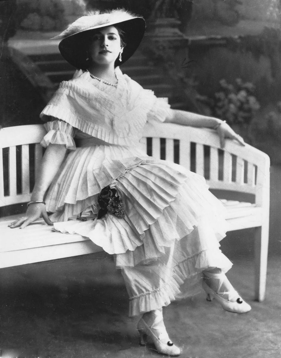 Mata Hari in 1914.