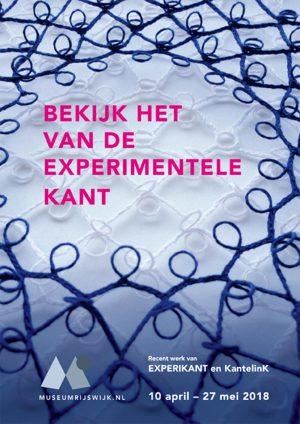 Affiche Bekijk het van de experimentele Kant