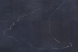 Voyage #7 (1763-1765) (detail) door Vincent Vulsma, 2017 - foto Josefina Eikenaar.