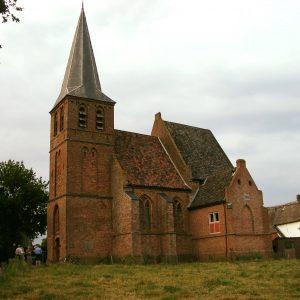 Het kerkje van Persingen.