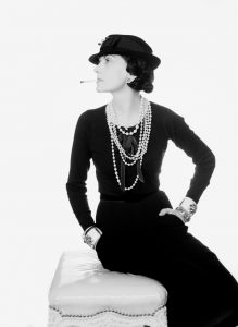 Coco Chanel, 1935 - foto Man Ray.