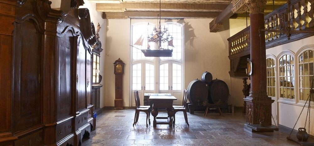 St. Annen Museum.