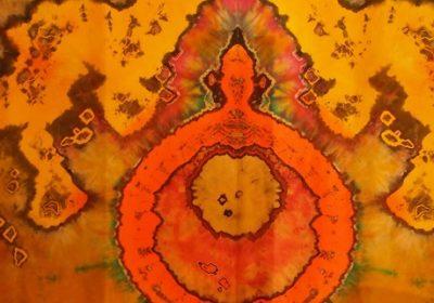 Art Textile door Marian Clayden - Handwerkwereld