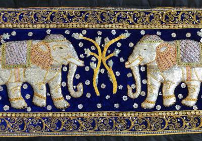 Shwe chi doe - olifanten - Handwerkwereld