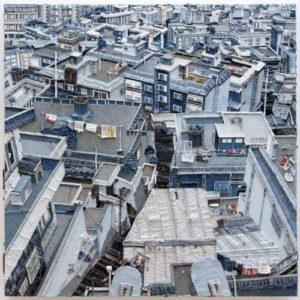 Hier is goed te zien hoe gedetailleerd het werk van Choi So Young is - Handwerkwereld